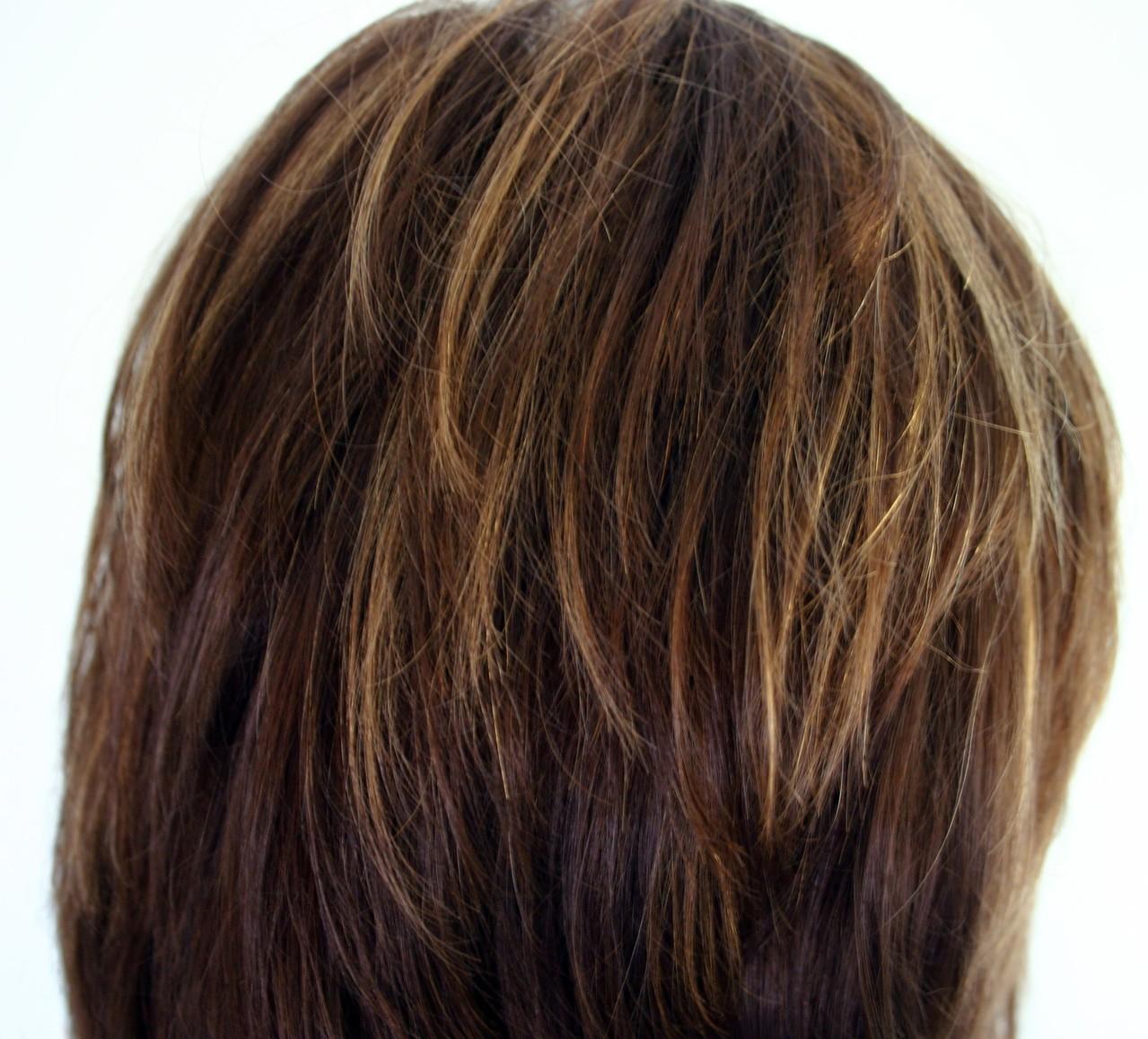 Farbowanie siwych włosów?